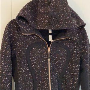 Lululemon zip up hoodie. Size 8